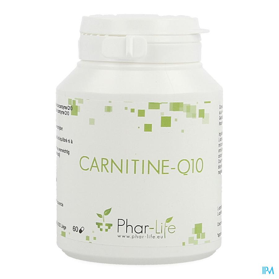 Phar Life Carnitine-q10 Caps 60
