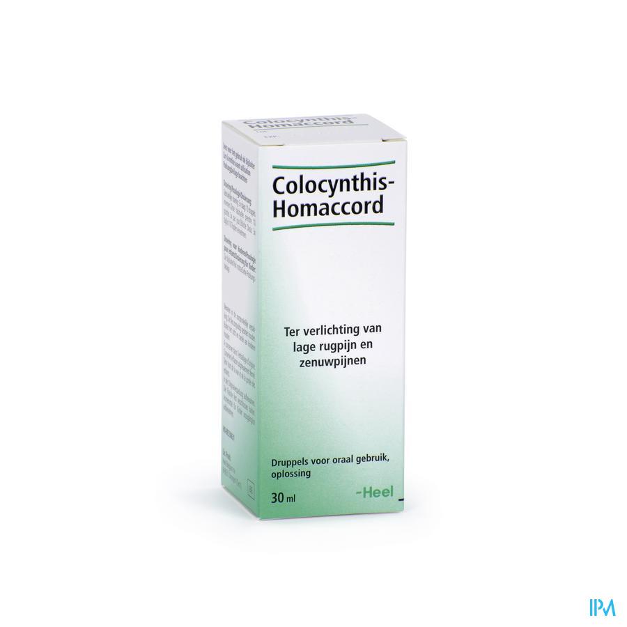 Colocynthis-homacc. Gutt 30ml Heel