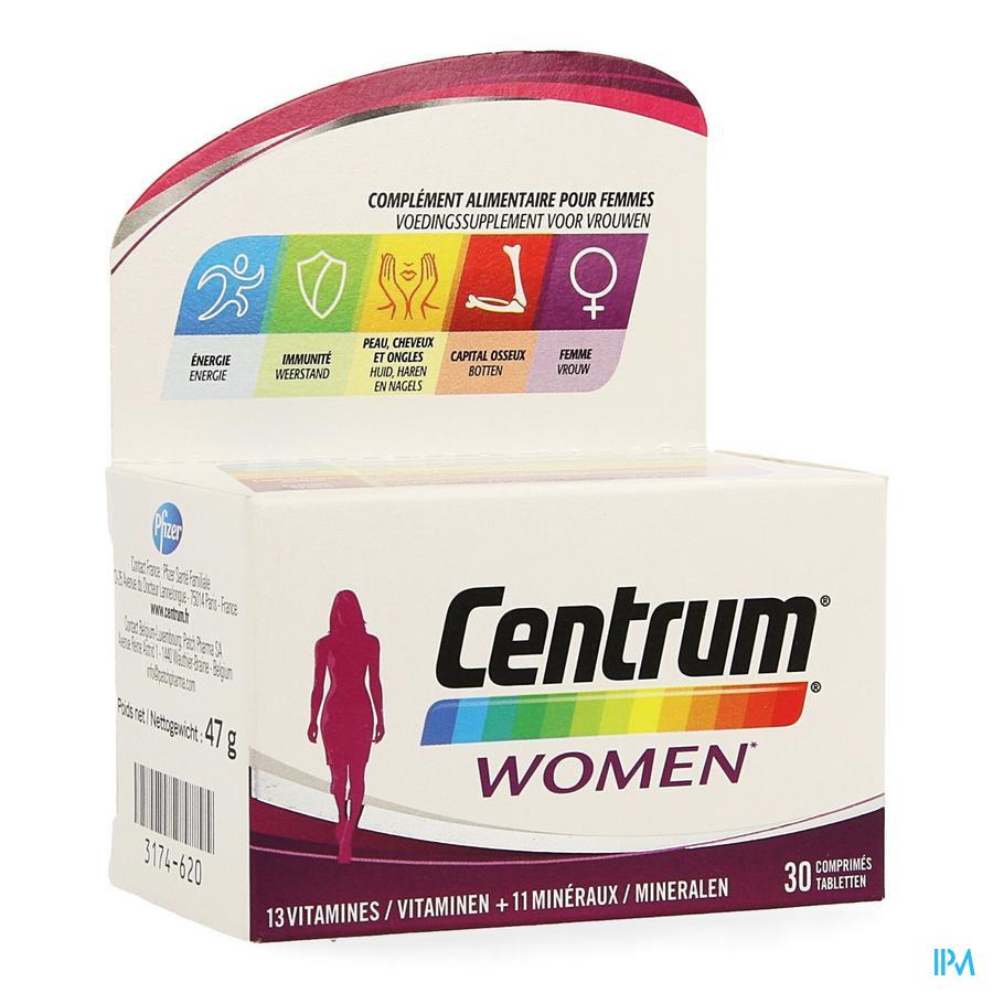 Centrum Women Advanced Comp 30