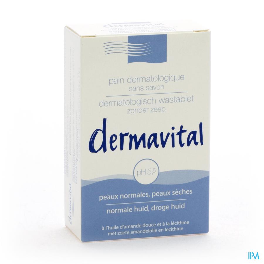 DERMAVITAL TOILETSTUK DERMATO NH-DH 100G
