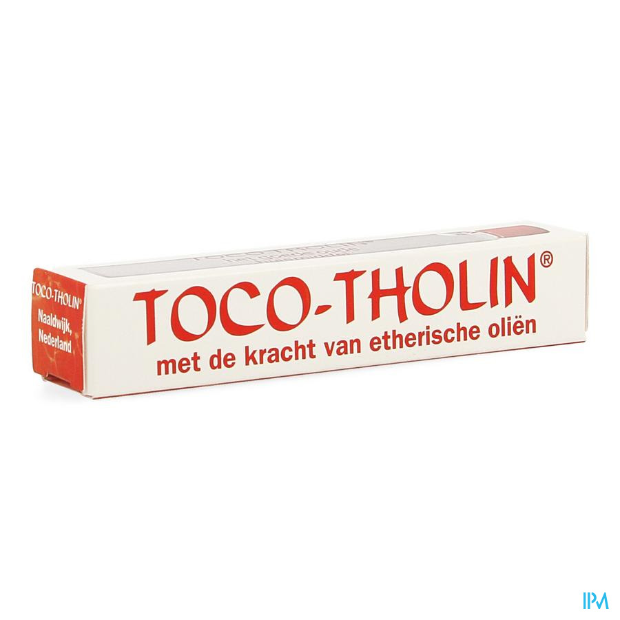 Toco-tholin 7 Etherische Olie+menthol Fl 6ml