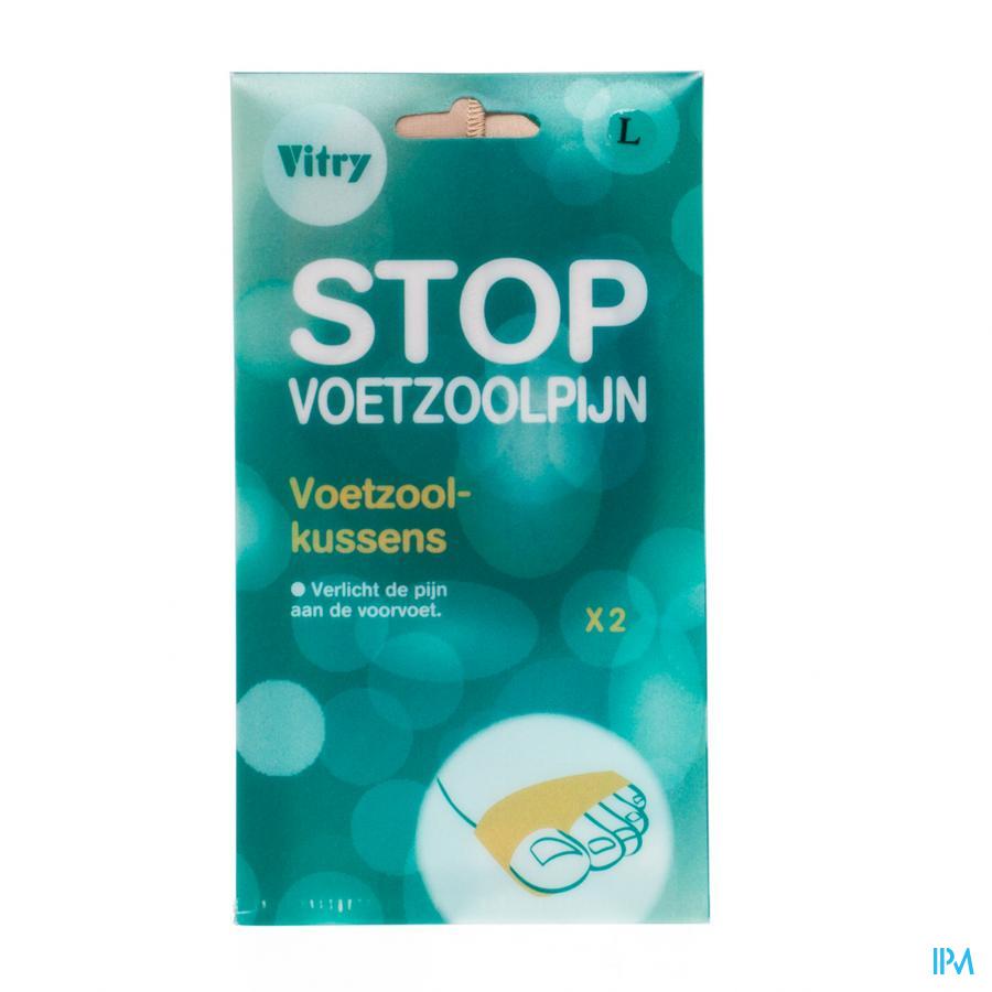 Vitry Podologie Fr Voetzoolkussen l 2 P0575l