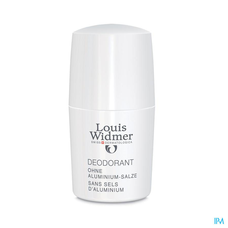 Widmer Deo Zonder Alu Parf Roll-on 50ml