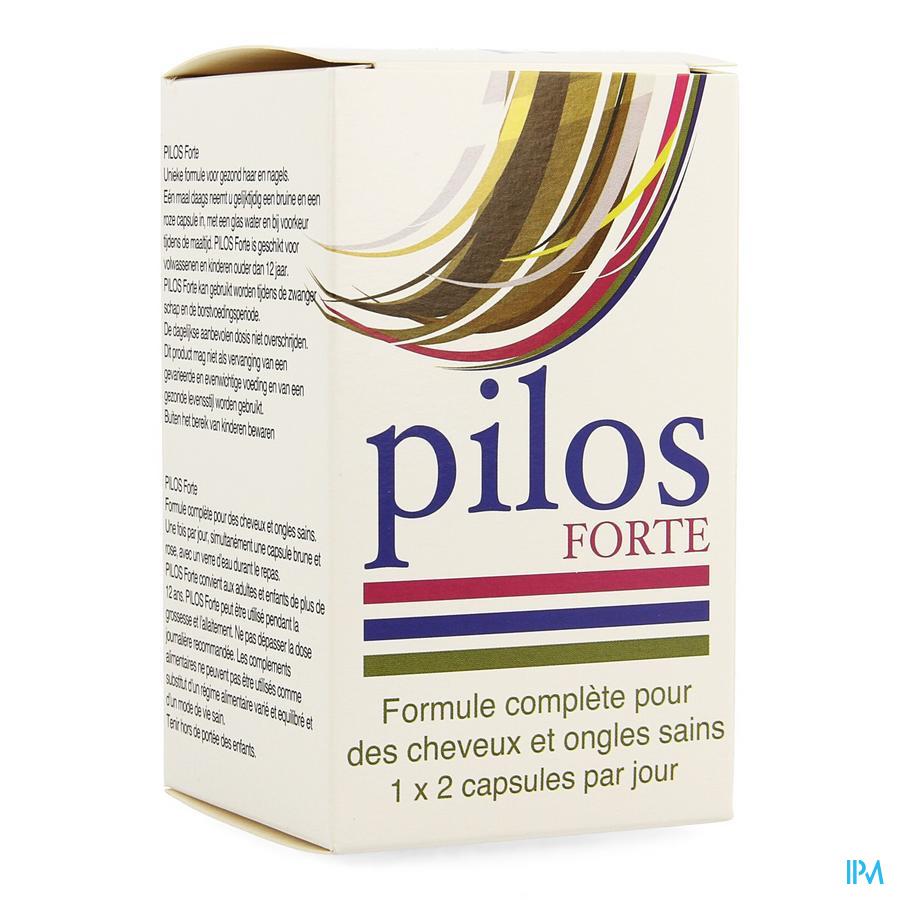 Pilos Forte Capsule 2 X 30