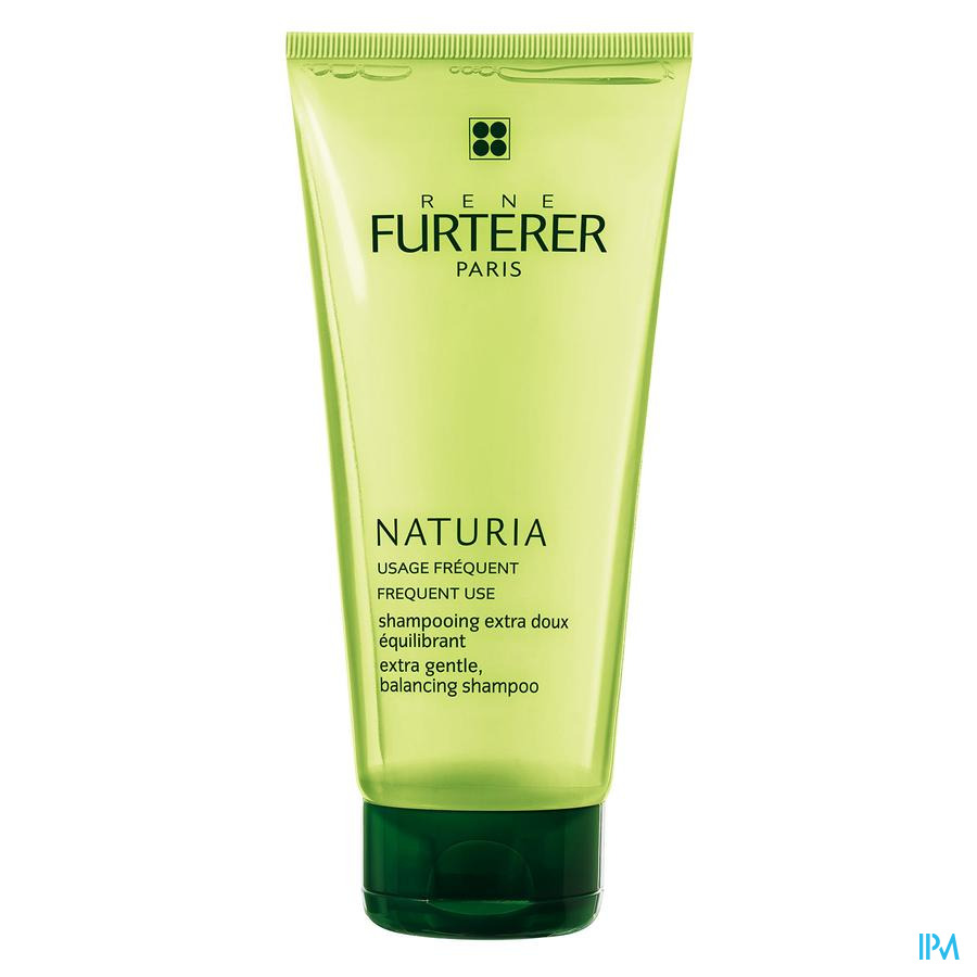 Furterer Naturia Shampoo Tube 200ml