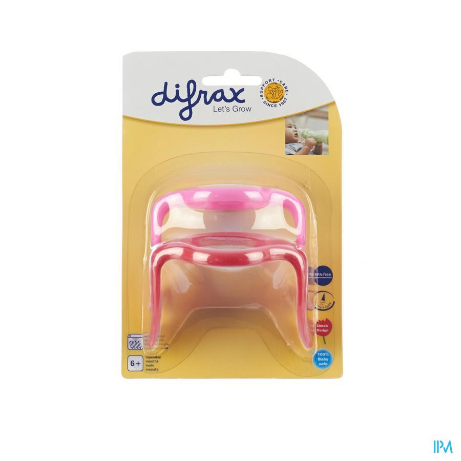 Difrax Handgreep Voor Zuigfles S Groot+klein 2 708