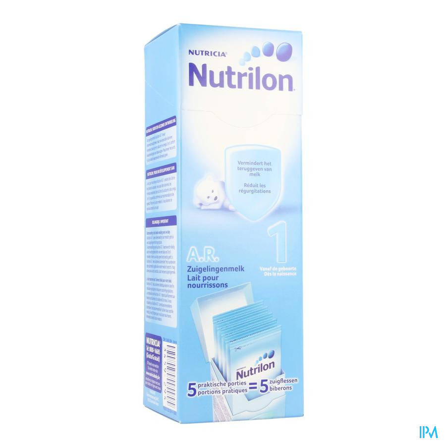 Nutrilon Ar 1 Trialpack 5x22g