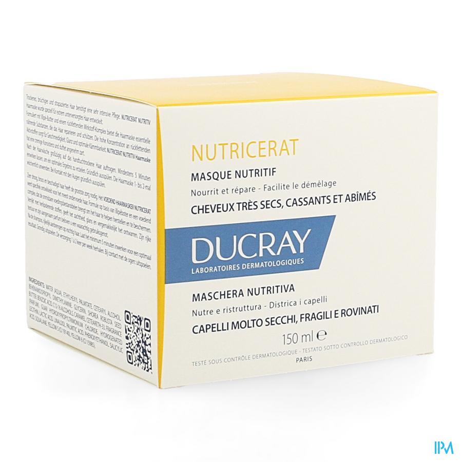 Ducray Nutricerat Masker Nf 150ml