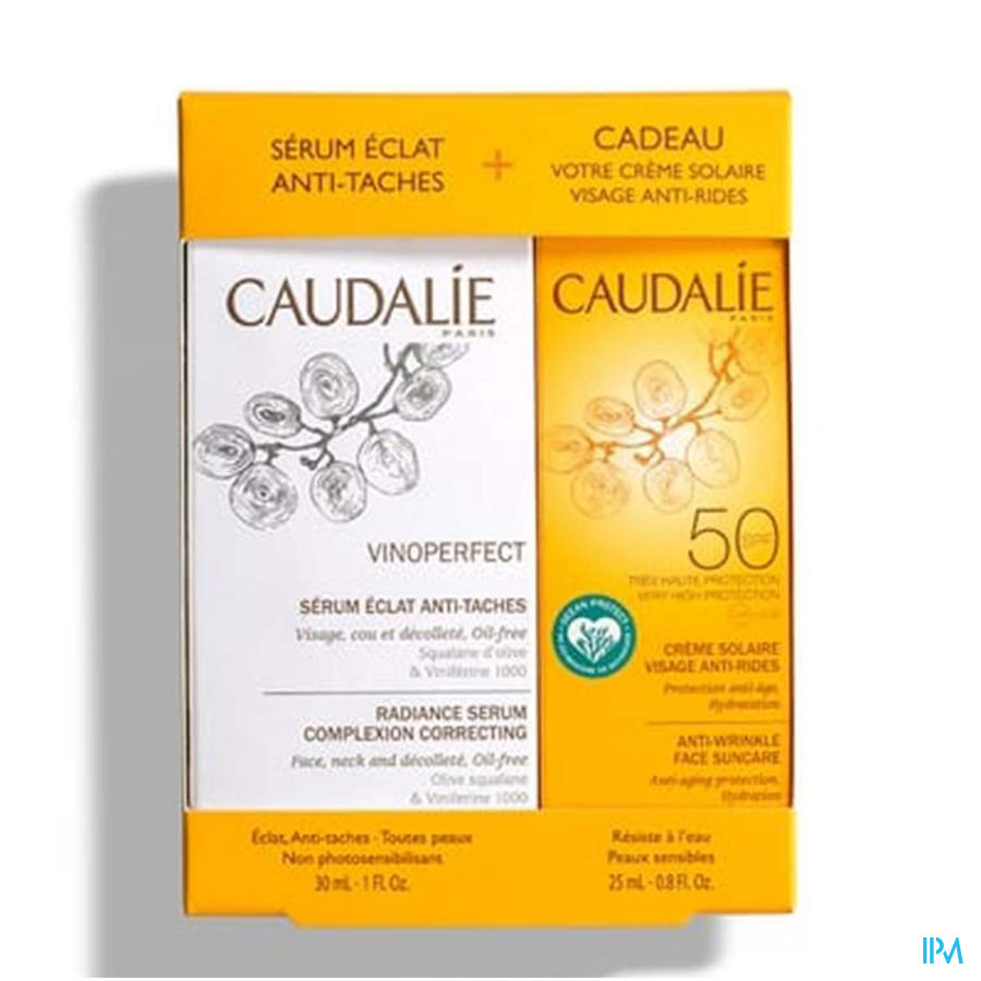Caudalie Kit Vinoperfect