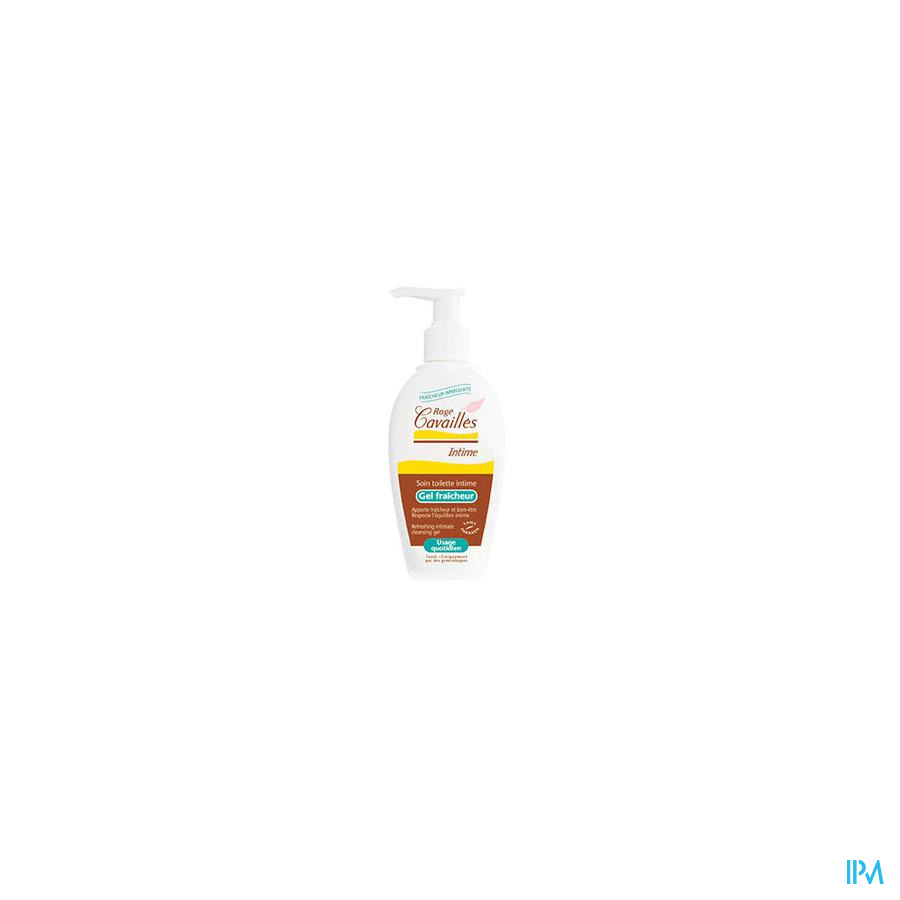 Roge Cavailles Gel Intiem Toilet Frisheid 200ml