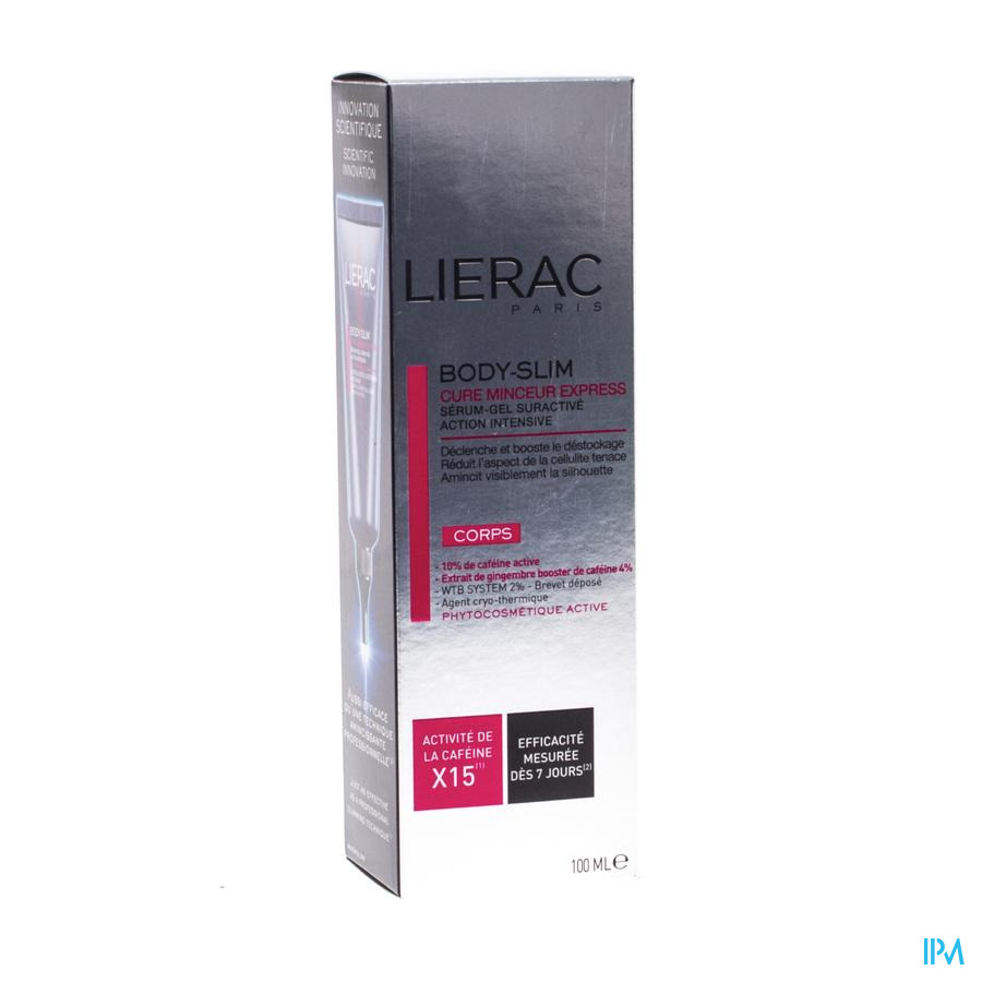 Lierac Body Slim Serum Tube 100ml