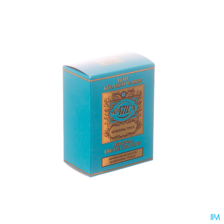 Edc 4711 Original Verfrissingsdoekjes 10