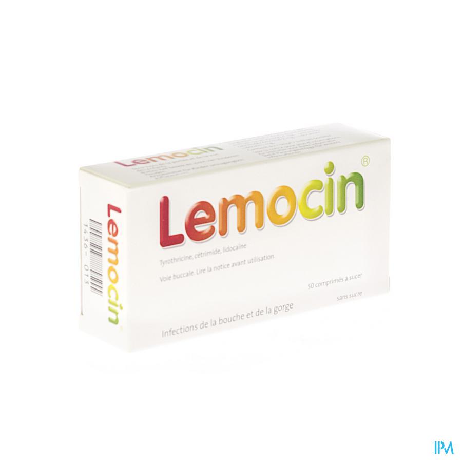 Lemocin Comp A Sucer 50