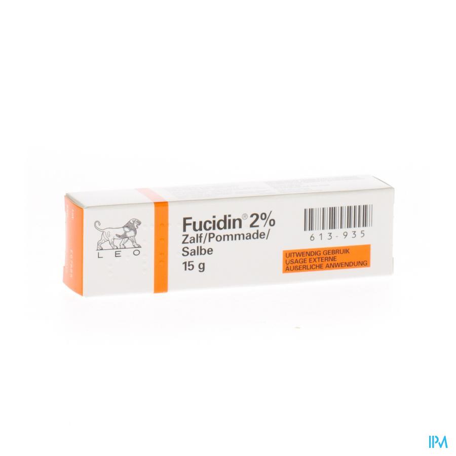 Fucidin Ung 2 % 15 Gr