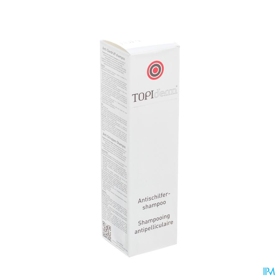 Topiderm Antiroos Shampoo 200ml Cfr Top-shampoo
