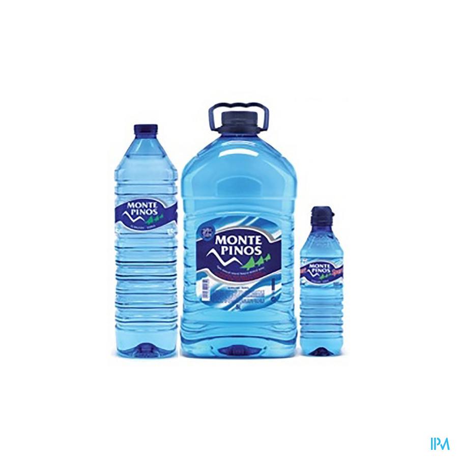 Soria Monte Pinos bergwater 1,5 liter (per 6)