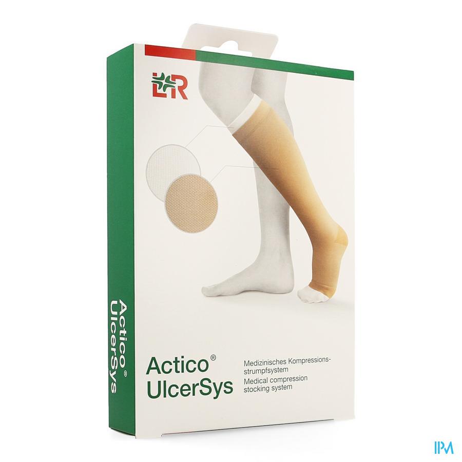 Actico Ulcersys Zand-wit Xxl 38-42cm 32518