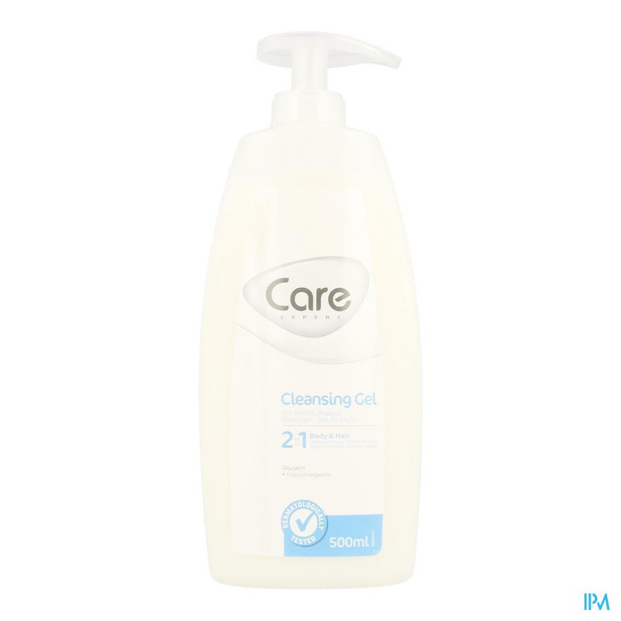 Care Cleansing Gel 2in1 Body & Hair 500ml