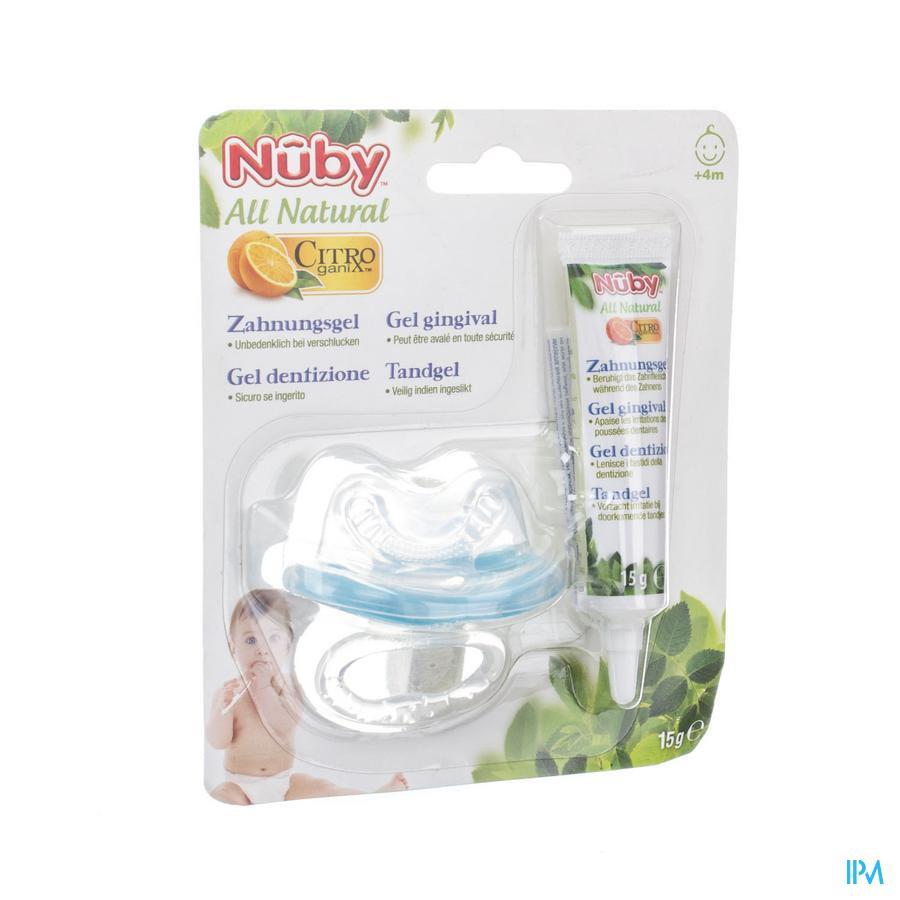 Nûby NT Tandgel + Gum-eez™ – 15g - 4m+