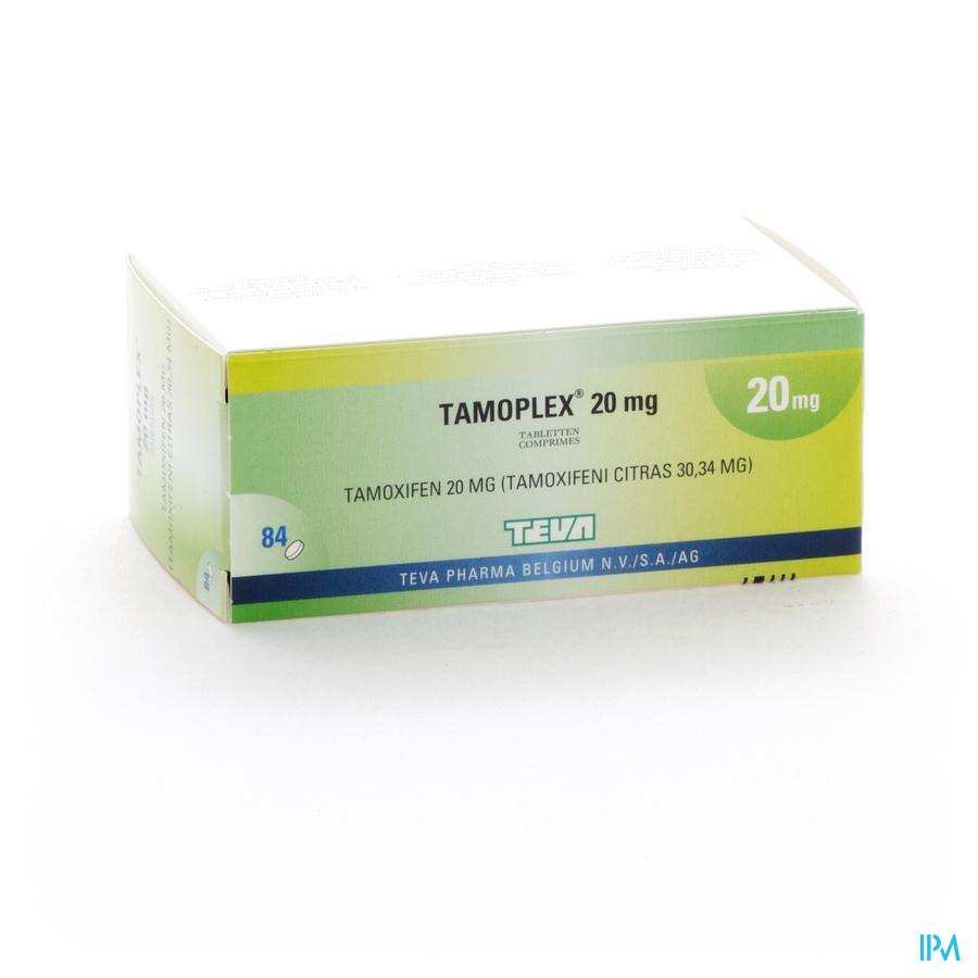 Tamoplex Comp 84 X 20mg