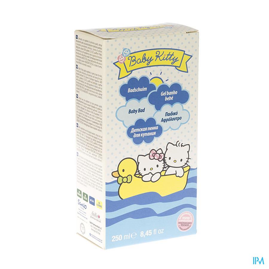 HELLO KITTY BABY BADSCHUIM 250ML