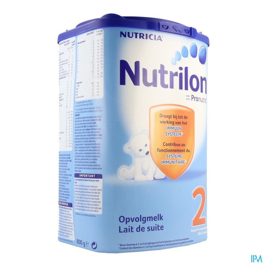 Nutrilon 2 Opvolgmelk Eazypack 800g