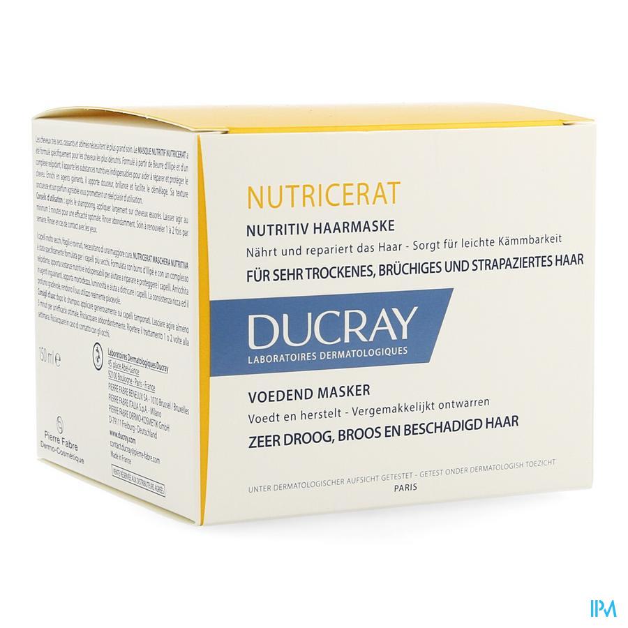 Ducray Nutricerat Masker 150ml