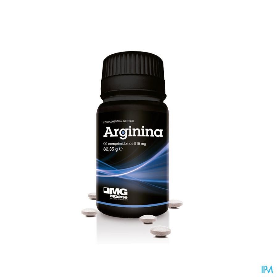 Soria Arginina MGdose 90 tabl.