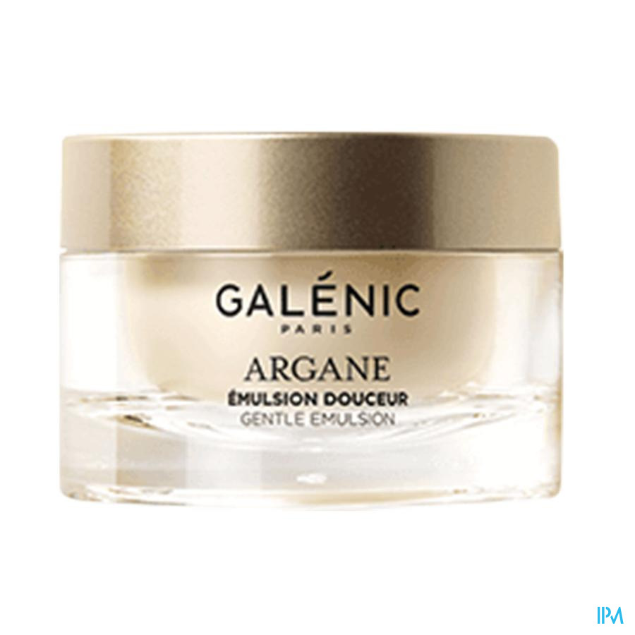 Galenic Argane Emuslion Pn Pot 50ml