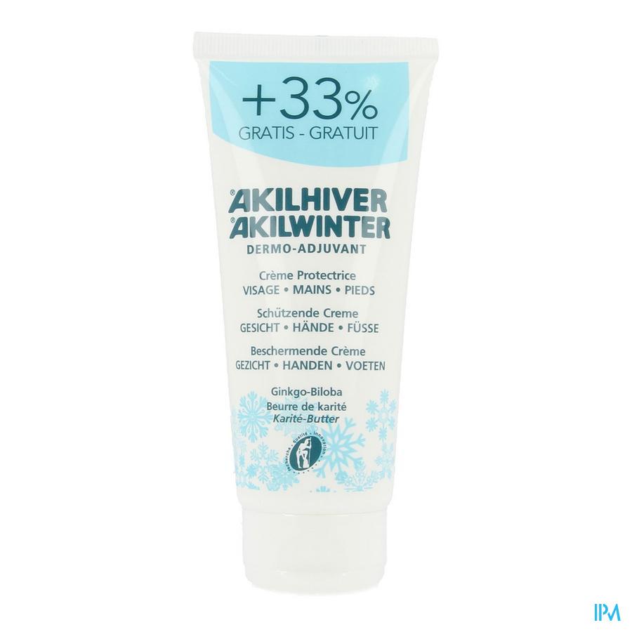 Akileine Akilhiver Cr Protec. Tube 100ml+33% Grat.