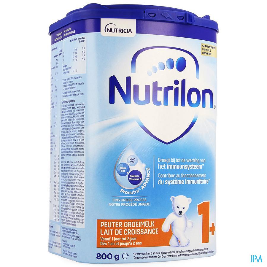 Nutrilon 1+ Pdr 800g