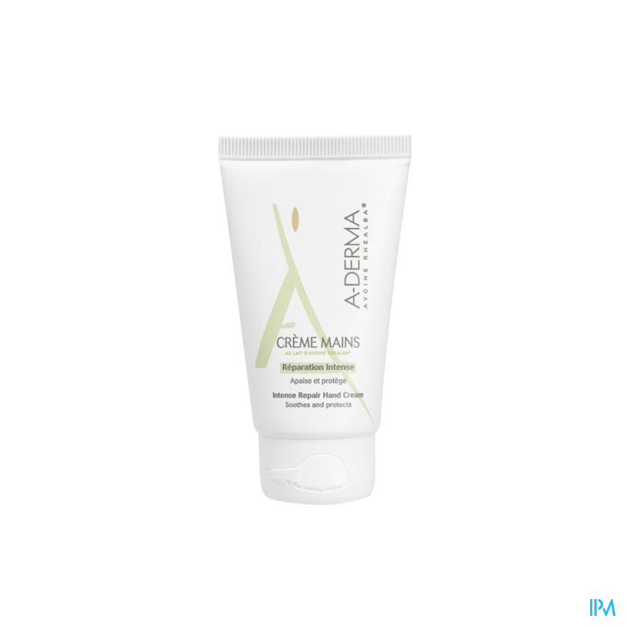 Aderma Avoine Creme Mains 50ml