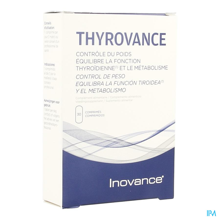 Thyrovance Comp 30 Ca133