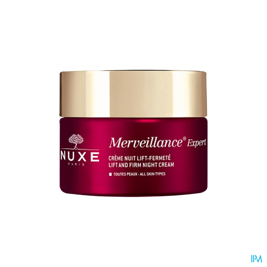Nuxe Merveillance Expert Cr Nuit Lift Ferme 50 ml