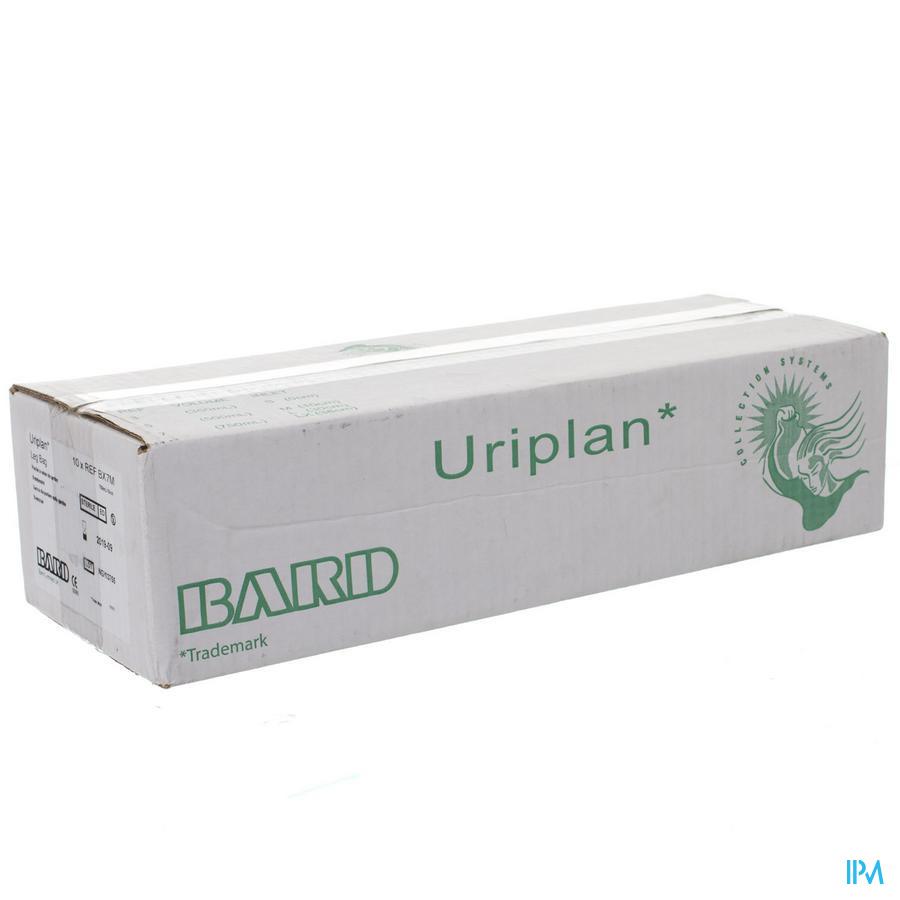 Uriplan Beenzak+buis 10cm 750ml 10
