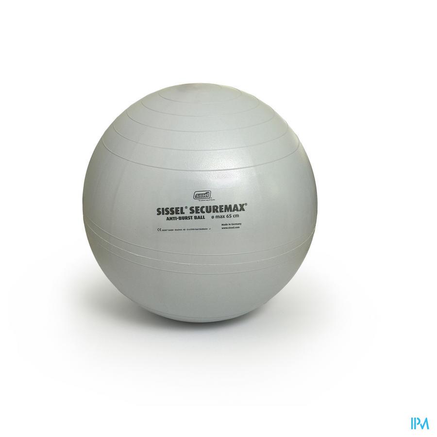Sissel Ball Securemax Zitbal Diam.75cm Grijs