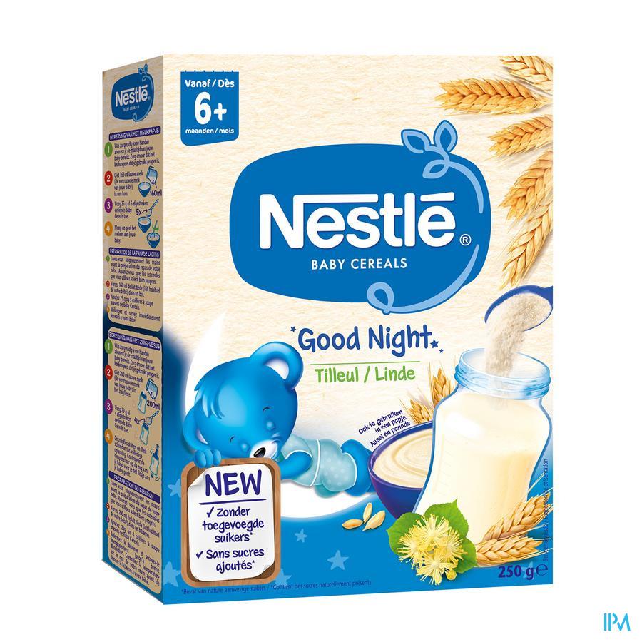 Nestle Baby Cereals Good Night Linde 250g