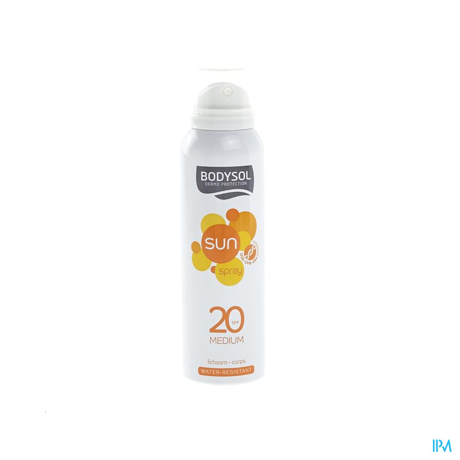 BODYSOL SUN AEROSOL IP20  150ML NEW CFR 3190808