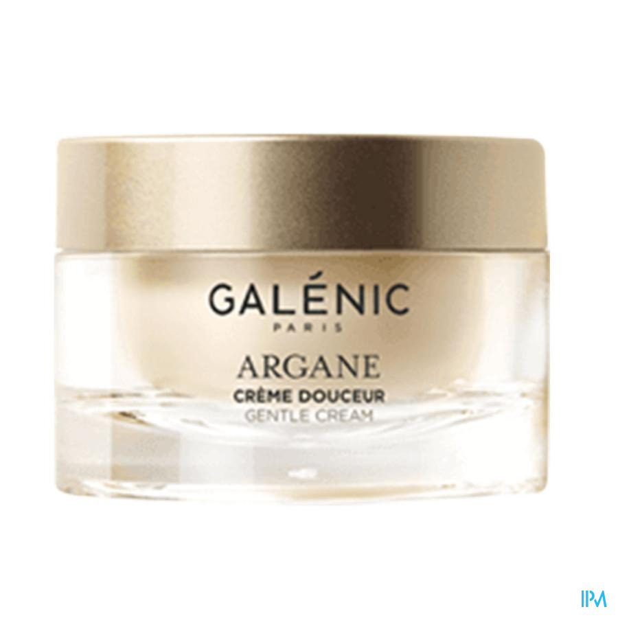 Galenic Argane Creme Ps Pot 50ml