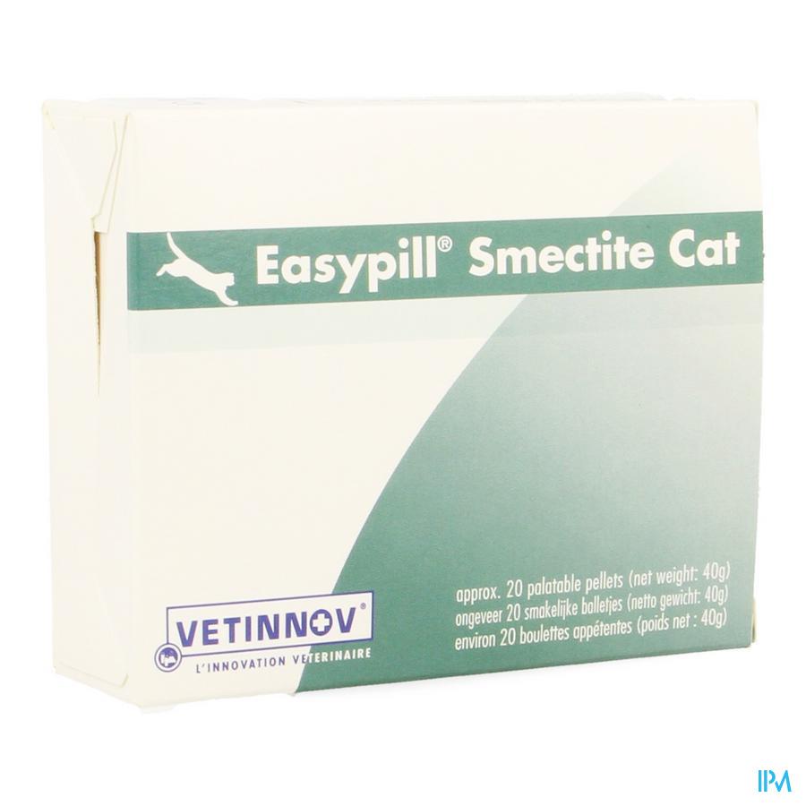 Easypill Smectite Pate Kat 40g