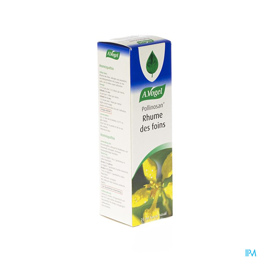 Vogel Pollinosan Spray Nasal 20ml