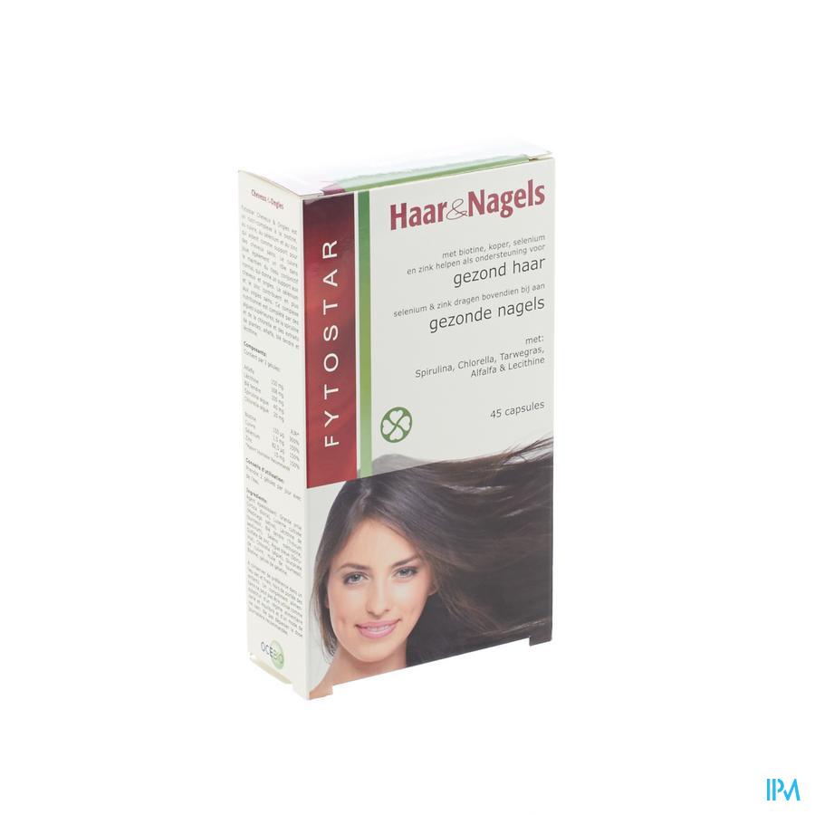 Fytostar Haar & Nagels Caps 45