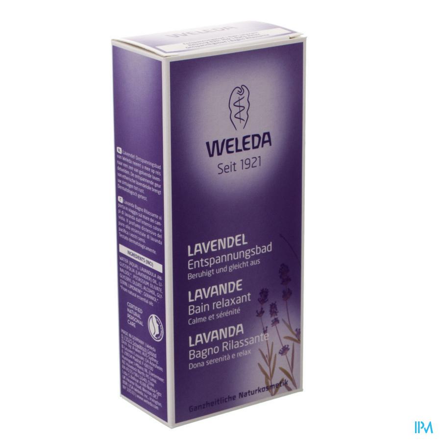 Weleda Lavendel Ontspanningsbad 200ml Verv.2139525