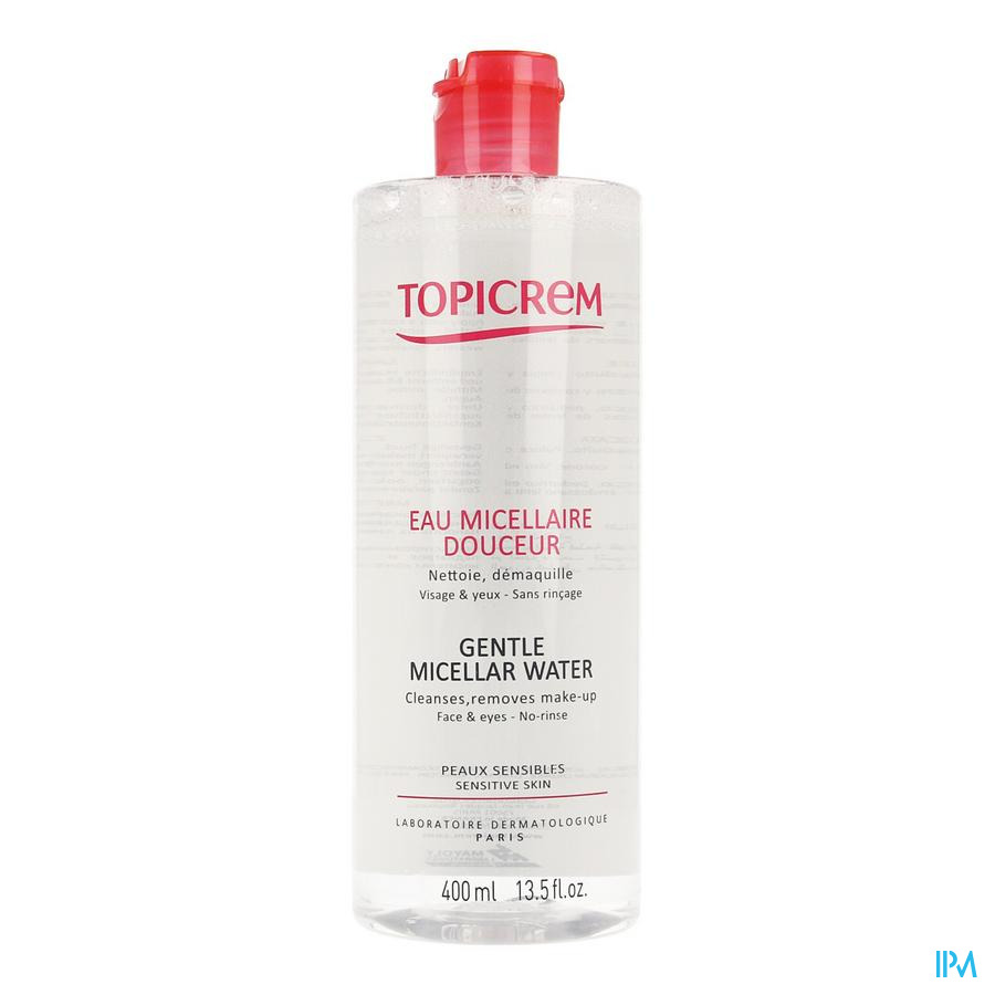 Topicrem Micellair Water 400ml
