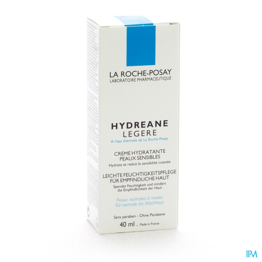 Lrp Hydreane Legere 40ml