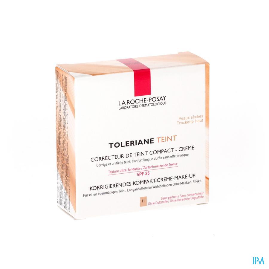 La Roche Posay Toleriane Teint Corr.comp.ip35 11 Bge Claire9g