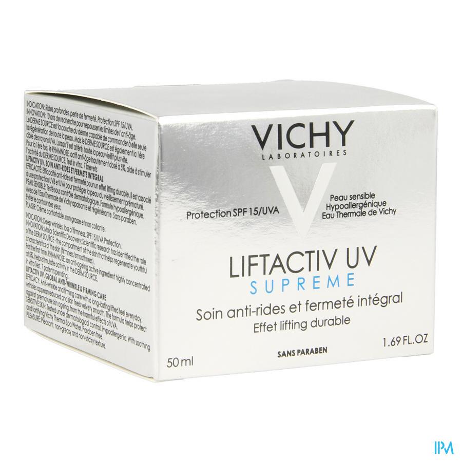 Vichy Liftactiv Derm Source Uv 50ml