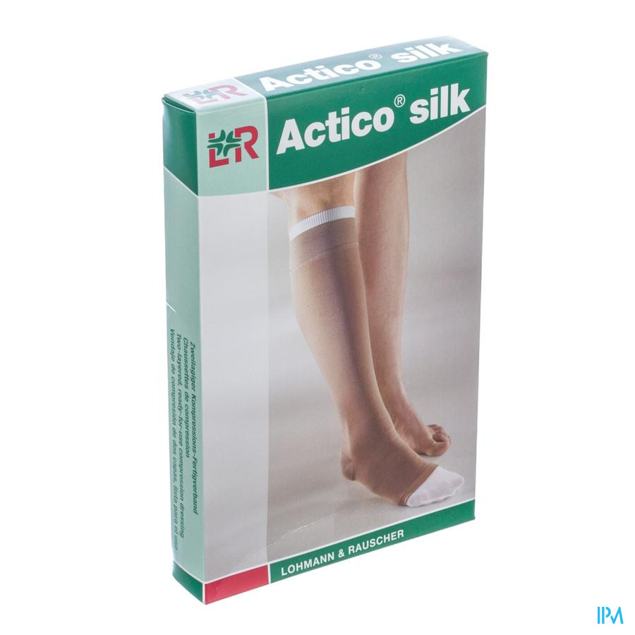 Actico Silk Tweelaags Compressiesyst. S 1 26905