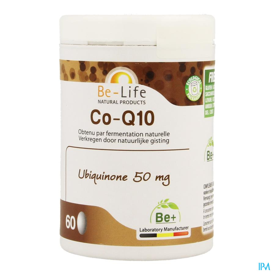 Co-q10 Be Life Pot Capsule 60
