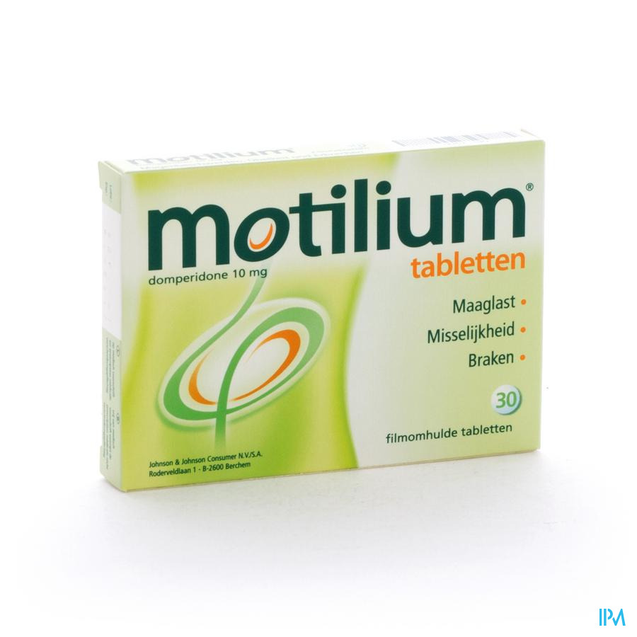 Motilium Comp 30 X 10mg